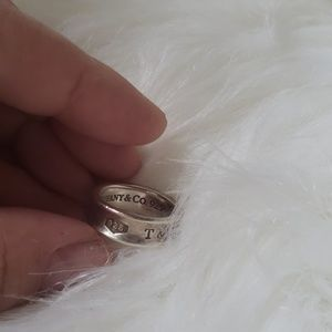 Authentic Tiffany's ring